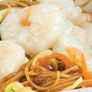Noodles Cu Creveti
