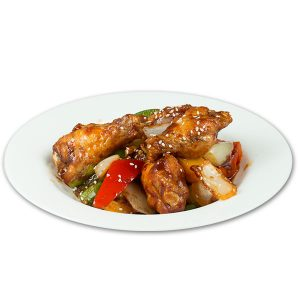 Hot Wings 6 pcs