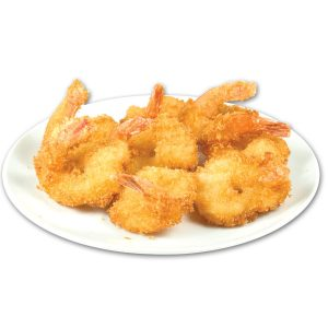 Golden Shrimp 8 pcs
