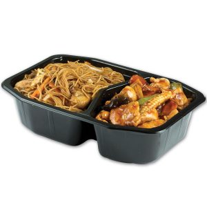 Golden Woks Chicken and Noddles Menu 500g