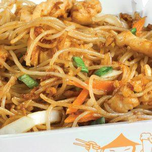 Noodles Cu Pui