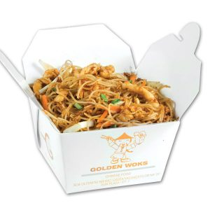 Noodles with chicken 260g