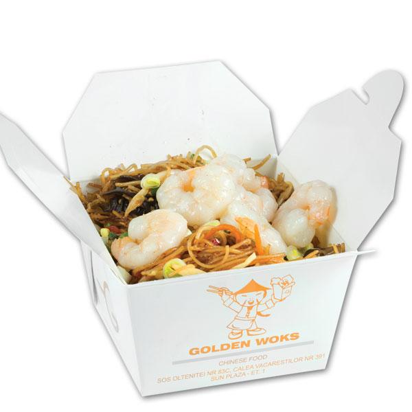 Noodles Cu Creveti 260g