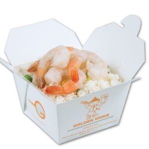 Rice With Shrimp 260g