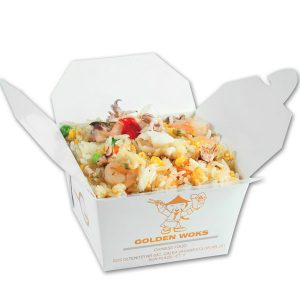 Rice With Seafood 260g