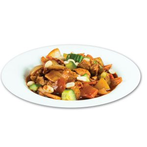 Pork with Hazelnuts 360g