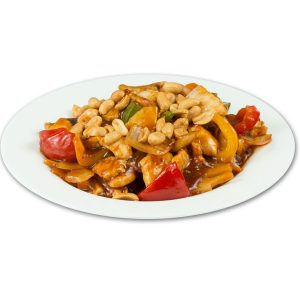 Chicken with Peanuts 360g