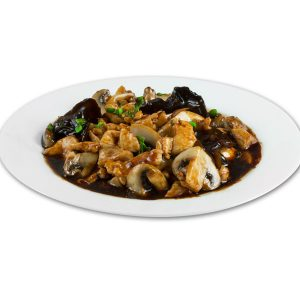 Chicken with mushrooms and wooden ears 360g