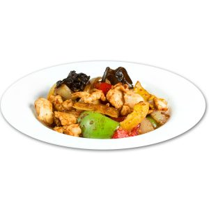 Chicken On Plate 360g