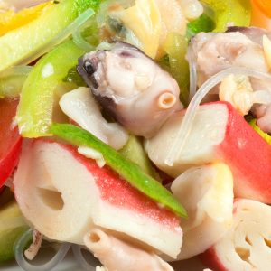 Salata Cu Fructe De Mare