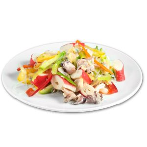 Salad With Seafood 250g