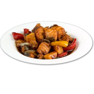 Salmon with Sweet Potato 300g