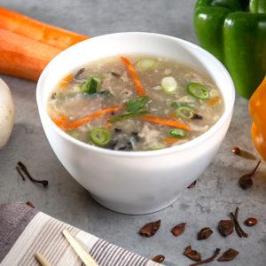 Supa De Pui Cu Ciuperci 400ml