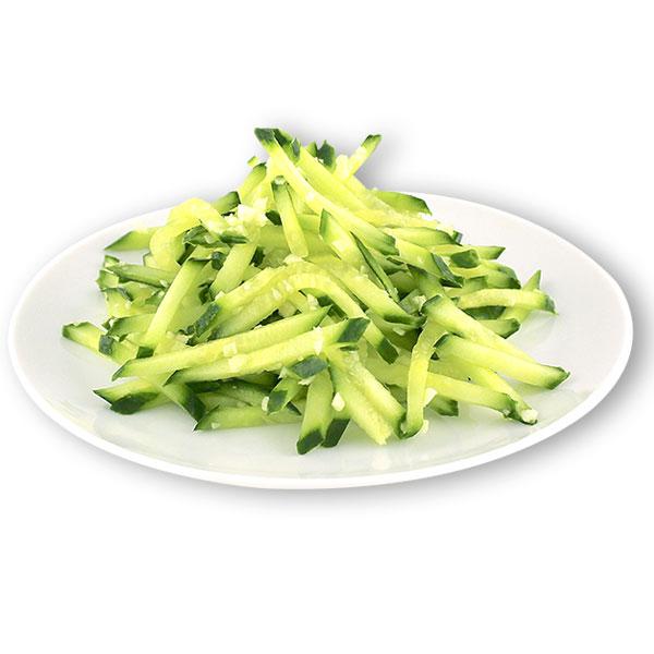 Salata de castraveti cu usturoi 260G